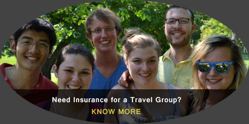 need insurance for travel Group?